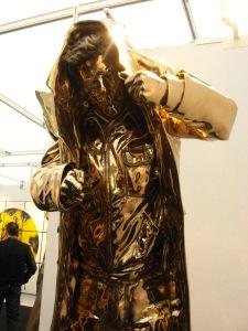 Jan Fabre - Мъгжът със запалката