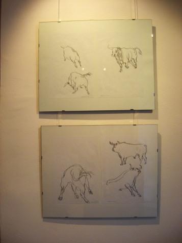 Стената - рисунки