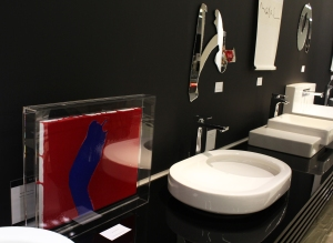 Хироши Юета - Японска калиграфия, Баня Експо