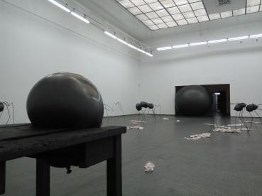Радослав Мъглов. HOC EST ENIM CORPUS MEUM – на дъното на сатурновата дупкa, 2017